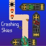 Crashing Skies