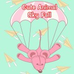 Cute Animals Sky Fall