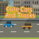 Cute Cars And Trucks Match 3