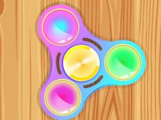 Fidget Spinner Hero