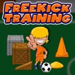 Freekick Training