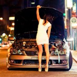 Girls and Cars Puzzle