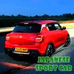 Japanese Sport Car Puzzle