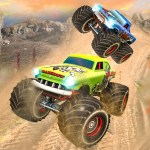 Monster 4×4 Hill Climb Sims