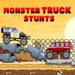 Monster Truck Stunts