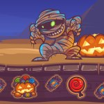 Mummy Candy Treasure