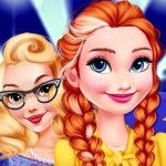 Princess Hollywood Themed Dressup