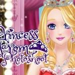 Princess Prom Photoshoot