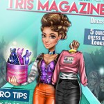 Tris Fashion Cover Dress Up