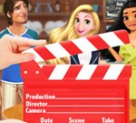 Princesses Love Film Shooting