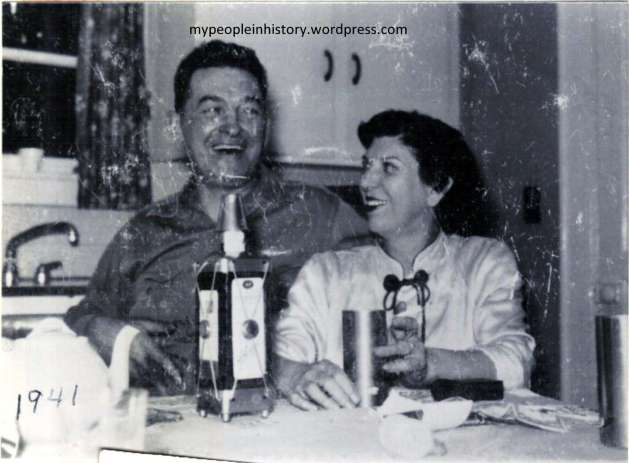 1941 Glenn and Erma Witherell