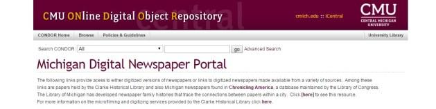 491 Digital Newspapers
