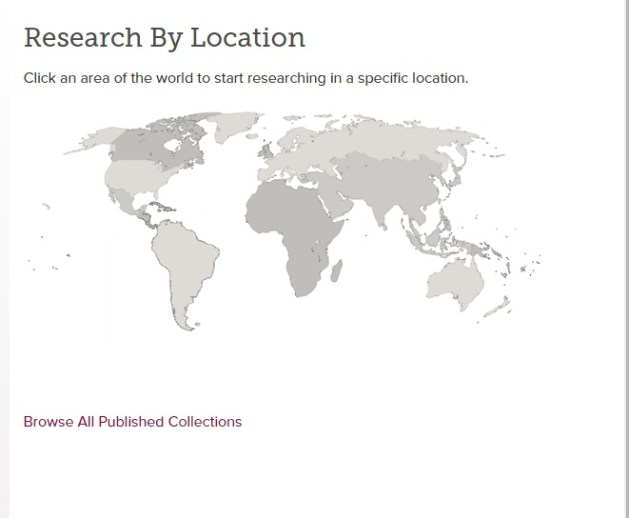 Research by location