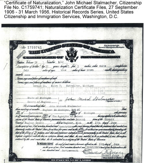 USCIS – Copper Leaf Genealogy