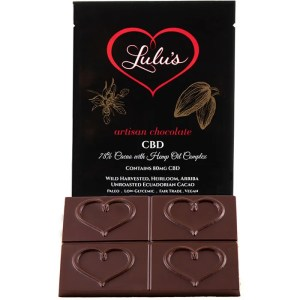 cbd chocolate bar