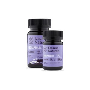 cbd capsules relaxation