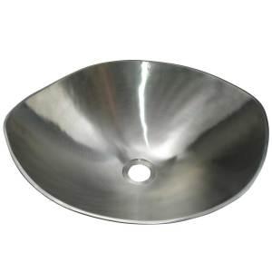 Cast Bronze Sink White Bronze - Coppersmith Creations