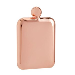 Copper Bar Flask - Coppersmith Creations