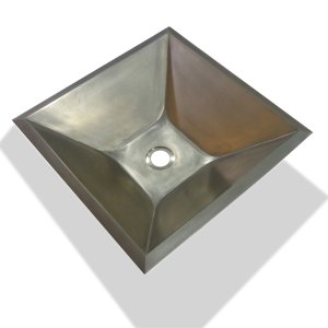Cast Bronze Sink Ajax - Coppersmith Creations