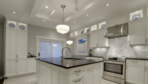 pot lights for kitchen ninja how to design the perfect lighting layout copperstone project