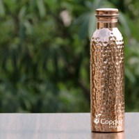 How to Prepare Alkaline Water with Copper Water Bottle