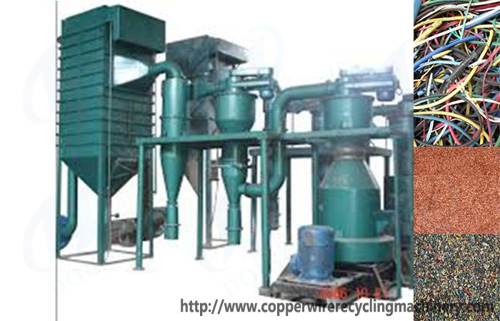Circuit Board Recycling Plant For Cashoffer Copper Wire Recycling