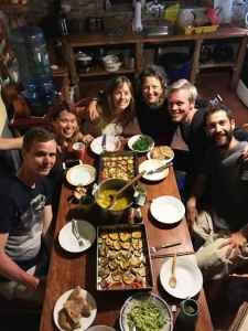 Friends at La Chakana 2016