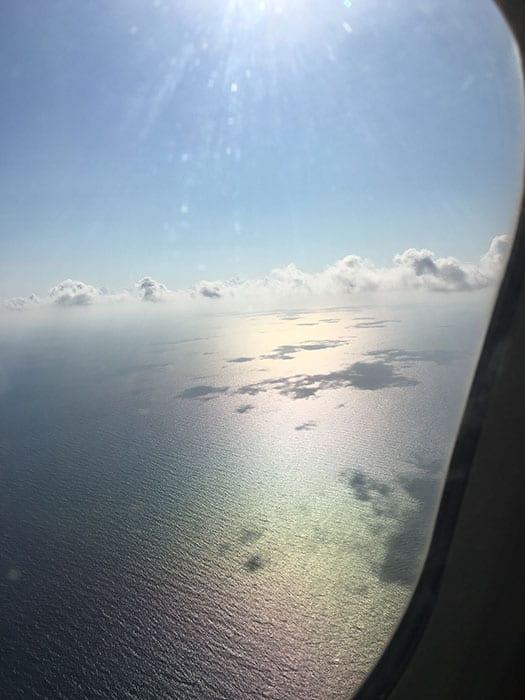 Approaching Malta