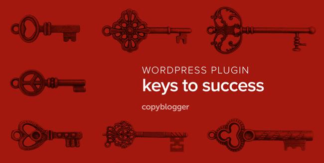 wordpress plugin keys to success