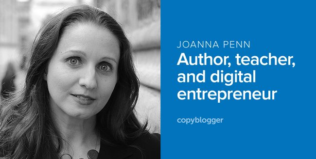 joanna penn - author, speaker, and digital entrepreneur