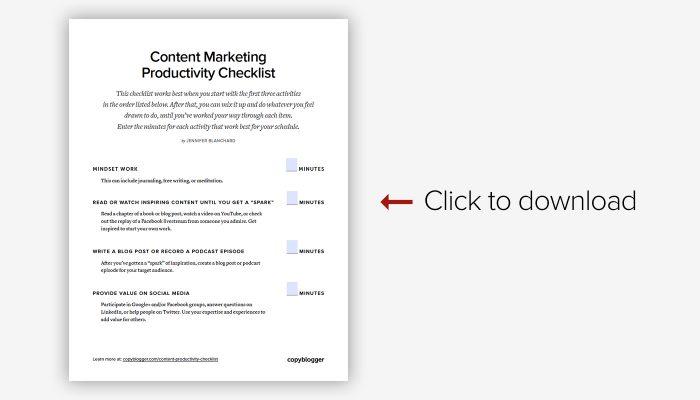content-productivity-checklist-cover