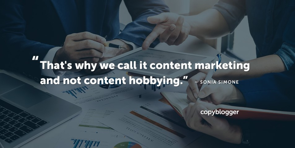 No, Content Marketing Is Not a 'Soft Skill'