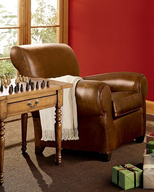 Pottery Barnu0027s Manhattan Chair