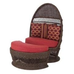 Egg Wicker Chairs Outdoor Wedding Chair Covers In Surrey Copycatchic