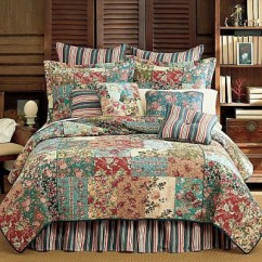 Anthropologie Sofa Tenda Eron | Pottery Barn Providence Quilt - Copycatchic