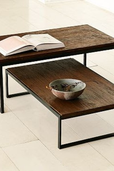 Restoration Hardware Brickmakers Coffee Table Copycatchic - Brickmakers coffee table