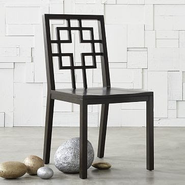 West Elm OverlappingSquares Chair  copycatchic