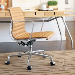 Eames Aluminum Chair Bathroom Makeup Vanity Group Executive Copycatchic