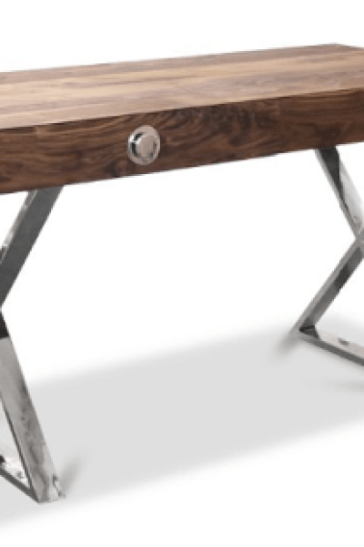 Daily find jonathan adler jacques console copycatchic jonathan adler walnut channing desk mozeypictures Gallery