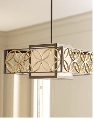 Horchow Remy Chandelier