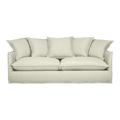 Crate U0026 Barrel Oasis Sofa