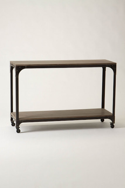 Anthropologie Decker Console Table