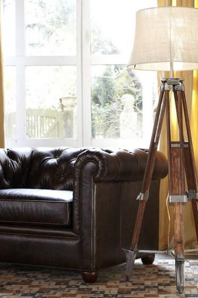 Restoration Hardware Surveyor S Tripod Floor Lamp Copycatchic