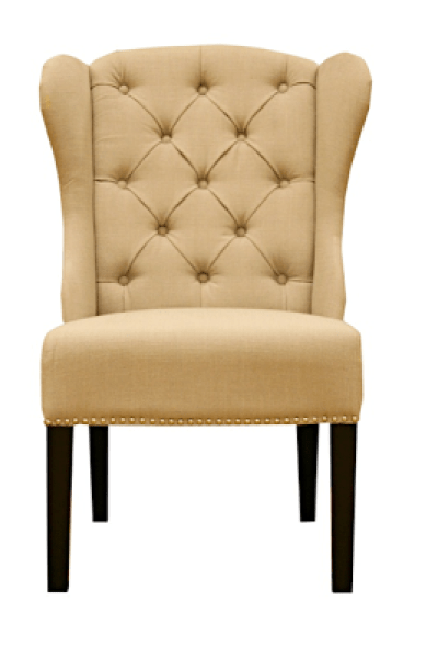 Superb Daily Find Arhaus Gage Dining Chair Copycatchic Onthecornerstone Fun Painted Chair Ideas Images Onthecornerstoneorg