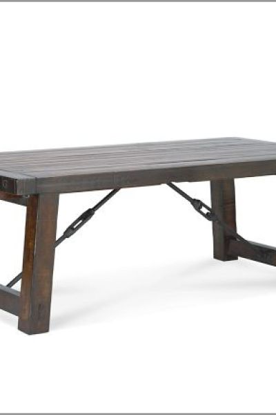 urban barn katrine dining table style salvaged wood pottery