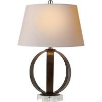 Visual Comfort E.F. Chapman Metal Banded Table Lamp - Copy ...