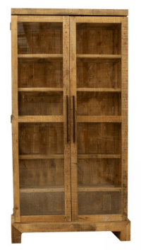 West Elm Emmerson Display Cabinet - Copy Cat Chic