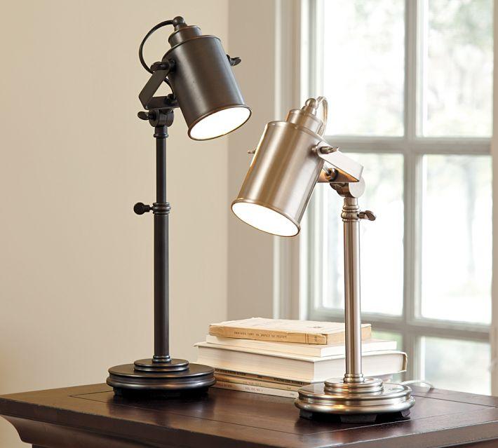 Inspirational Pottery Barn Photographer us Task Table Lamp