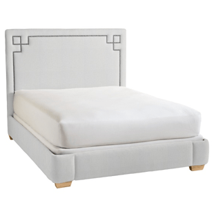 Perfect Serena u Lily Octavia Bed With Nailheads