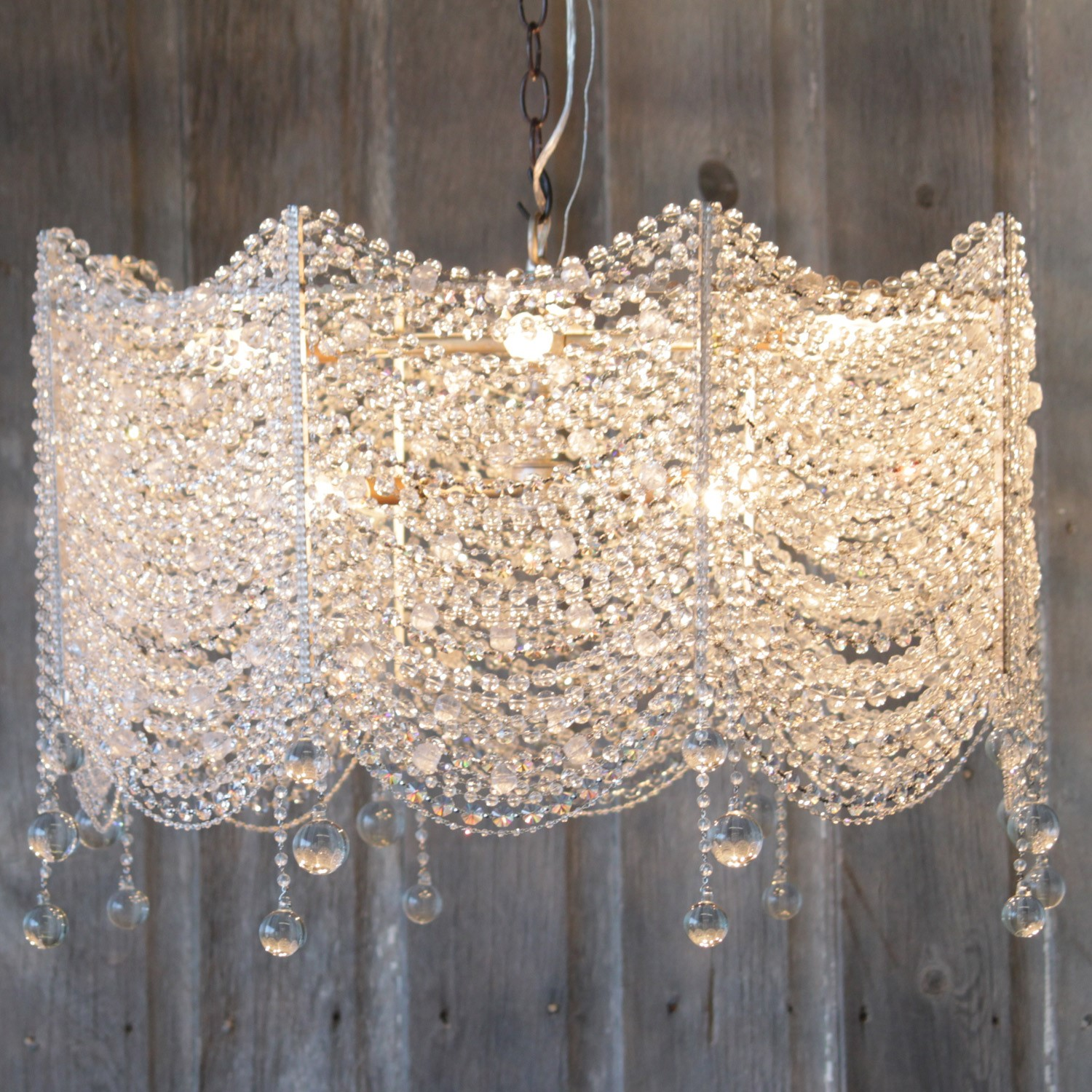 Beautiful Layla Grayce Fabian Chandelier